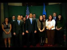 """""""Home Means Nevada"""" - performed by Governor Sandoval & his official office staff"""