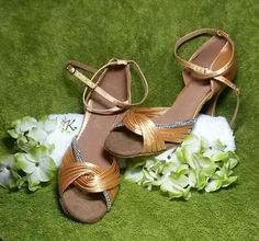 Customised by Kwerki - Kim's Suttle Clear Gem'd Shoes