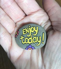 Enjoy Today pocket rock