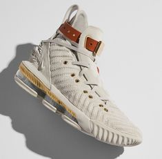 67bfff0d1249 For the debut release of the LeBron Nike collaborated with Harlem s Fashion  Row for a truly elegant take on a performance basketball… The Latest  Sneakers