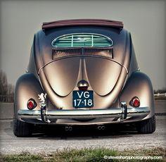 cool VW Beetle
