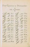 Alphabet Primer Page Sign