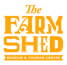 The Farm Shed identity