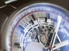 PuristSPro - One of the more silent additions at Baselworld was the Zenith El Primero Sport Skeleton . Silent because it did not come with the fanfare of a press releas Baselworld 2016, Cooking Timer, Skeleton, Hands, Sport, Deporte, Sports, Skeletons