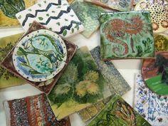 Hive Shipley. Ceramic decoration course.