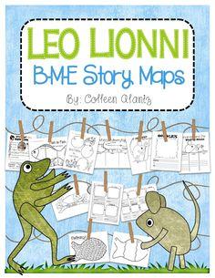 http://www.teacherspayteachers.com/Product/Leo-Lionni-B-M-E-Story-Maps-1559265