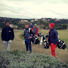 Trainings, 25th February 2014. Spanish International Championship, Copa SM El Rey, for amateur golfers. La Reserva #Golf Club, Sotogrande (#CostaDelSol, Southern Spain) https://www.facebook.com/joinsotoluxury