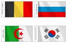 World Cup Brazil 2014 Countries – Group H  #Soccer #WorldCup #2014 #Countries