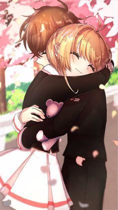 card captor sakura Part 16 - - Anime Image Cardcaptor Sakura, Syaoran, Sakura Kinomoto, Anime Girls, Anime Art Girl, Anime Love Couple, Cute Anime Couples, Manga Pokémon, Manga Romance