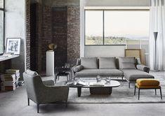 lieblings-sofas - polstermöbel aus leder und stoff, Attraktive mobel