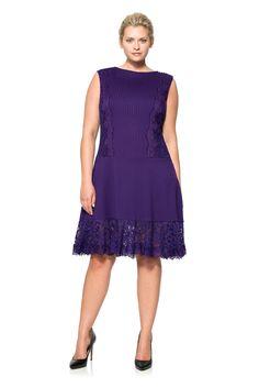 Tadashi Shoji purple dress