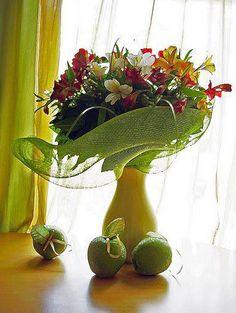 Flower Garden Bonnet