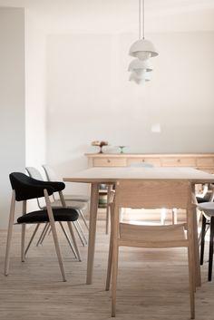 Stół do jadalni - Portfolio - Wood effect - from project to product