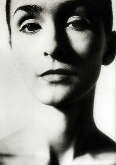 Pina Bausch - 1940-2009  Another inspirational woman for Martyna Bielicka