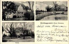 Kirchbaggendorf Kreis Grimmen