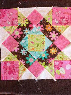 Quilt Block 2 by Ellie - #CQSpringSampler