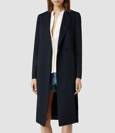 Vice Split Coat