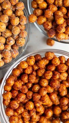 Appetizer Recipes Discover Air Fryer Chickpeas Flavors) Make Crispy Chickpeas each and every time in the Air Fryer! These Air Fried Chickpeas are the perfect snack. Ive provided 4 different flavor combinations to get you started. Air Fryer Recipes Breakfast, Air Fryer Dinner Recipes, Air Fryer Oven Recipes, Appetizer Recipes, Air Fryer Recipes Videos, Indian Appetizers, Snack Mix Recipes, Vegan Appetizers, Indian Snacks