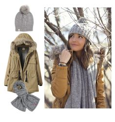 """""""get the look"""" by pirate-belle ❤ liked on Polyvore featuring UGG Australia and Napapijri"""