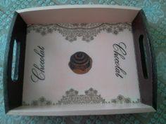 Декупаж - Сайт любителей декупажа - DCPG.RU | Браширование и вживление Click on photo to see more! Нажмите на фото чтобы увидеть больше! decoupage art craft handmade home decor DIY do it yourself chocolate sweets