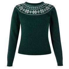 77b48a49c933 Woodward Green Knitted Jumper