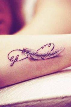 50 tatouages de plumes tout en délicatesse