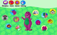Actividades para Educación Infantil: Portal BARNEY