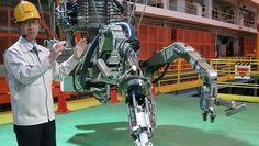 Gazdaság: Meghaltak Fukusimában a Toshiba szuperrobotjai - HVG.hu