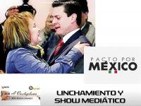 LINCHAMIENTO Y SHOW MEDIÁTICO