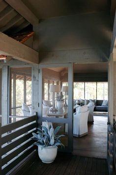 Porch access