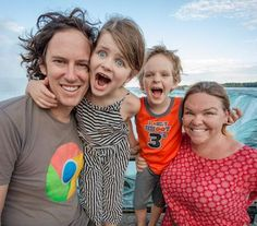 Australian family of four - great all around resources for extended RTW.