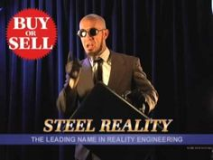"""Dr.Steel PSA: """"Reality Engineering"""""""