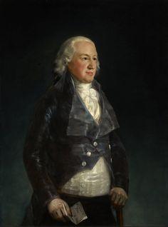 The Duke of Osuna , 1797-99 oil on canvas by  Francisco de Goya