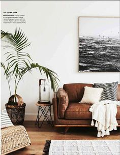 55 Incredible Farmhouse Living Room Sofa Design Ideas And Decor. If you are looking for 55 Incredible Farmhouse Living Room Sofa Design Ideas And Decor, You come to the right […]. Coastal Living Rooms, Living Room Green, Boho Living Room, Living Room Sofa, Apartment Living, Earthy Living Room, Danish Living Room, Home Living, Living Room Scandinavian