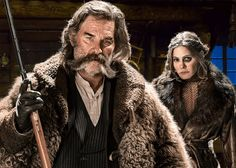 Tarantino's The Hateful Eight Is Bold, Gorgeous, Verbally Clever, and Possibly…