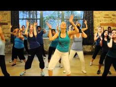 This whole channel is great for zumba routines!