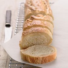 Sourdough Baguettes - crisp and light, with a crackly brown crust, these baguettes are super-easy to make.