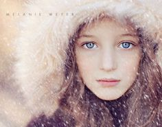 Reminds me of the winter portraits I do for work.