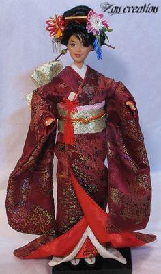 Maiko Barbie Doll | Maiko