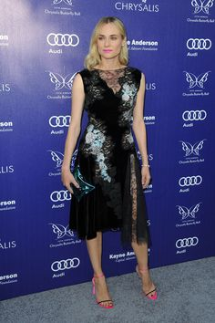 #DianeKruger #actress #Celeb #celebstyle #chic #fashion #inspiration