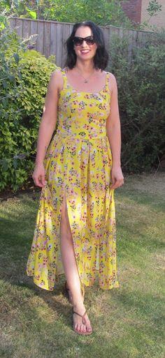 Serena Maxi Dress Sewalong! - Simple Sew Patterns