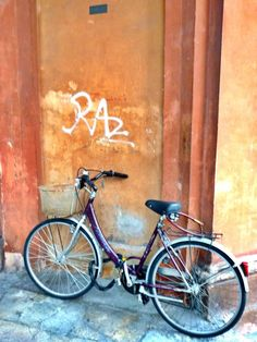 Bicycle in Bologna #travel