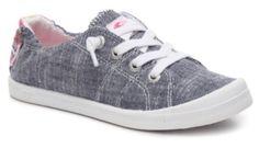 Roxy Bayshore Girls Toddler & Youth Slip-On Sneaker