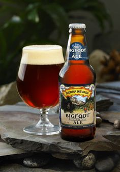 """""""…Bigfoot® captures the imagination, and its character is as big as the name implies, with a huge hoppiness in its earthy aroma, a chewy palate, and a great depth of flavor.""""  – Michael Jackson,  Michael Jackson's Beer"""
