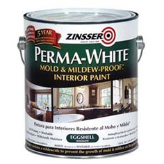 Zinsser Mold Killing Primer Is A Water Based Fungicidal Protective Coating That Can Be Used To