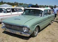 Great station wagons from the 1960's.