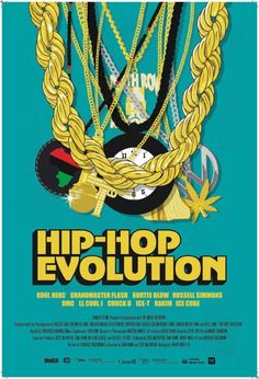 New documentary series called Hip-Hop Evolution out now on Netflix - Magnetic Magazine