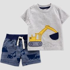 Boys And Girls Clothes, Dresses Kids Girl, Carters Baby Boys, Toddler Boys, Little Boy Outfits, Kids Outfits, Baby Boy T Shirt, Kids Pjs, Baby Frocks Designs