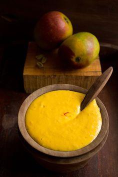 Amrakhand | A mango-yogurt dessert, another Pune favourite.