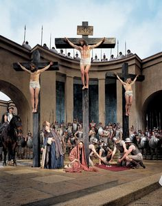 The Passion Play, Oberammergau, Germany